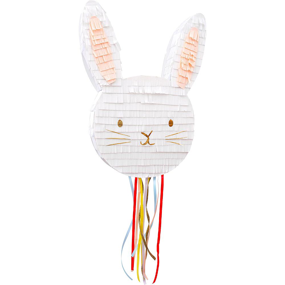 Pull String Easter Bunny Pinata Image #1