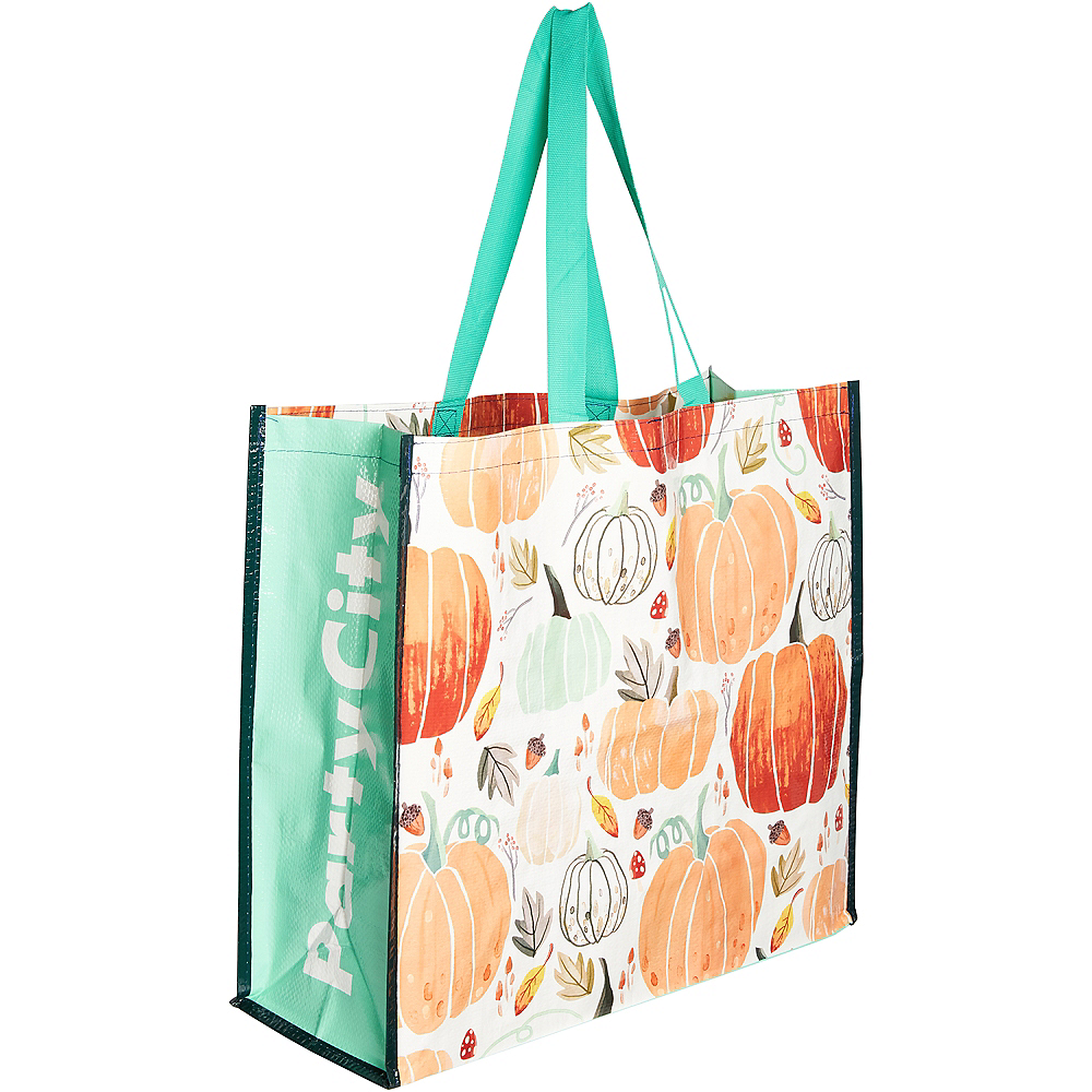 Painted Fall Tote Bag Image #1
