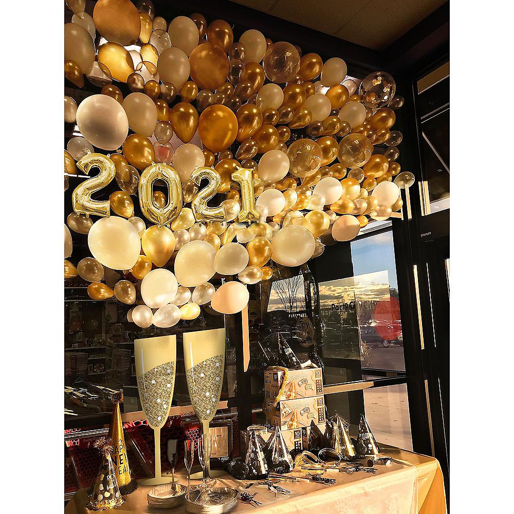 Champagne Prop Balloon Kit Image #1