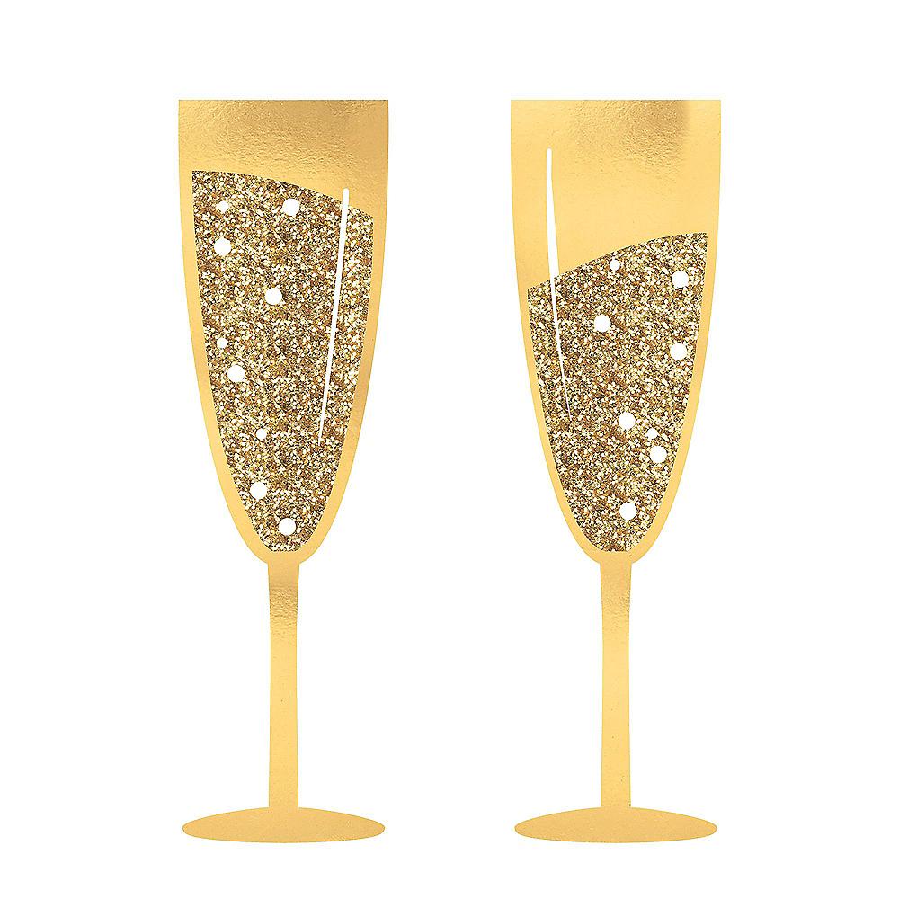 Champagne Prop Balloon Kit Image #2