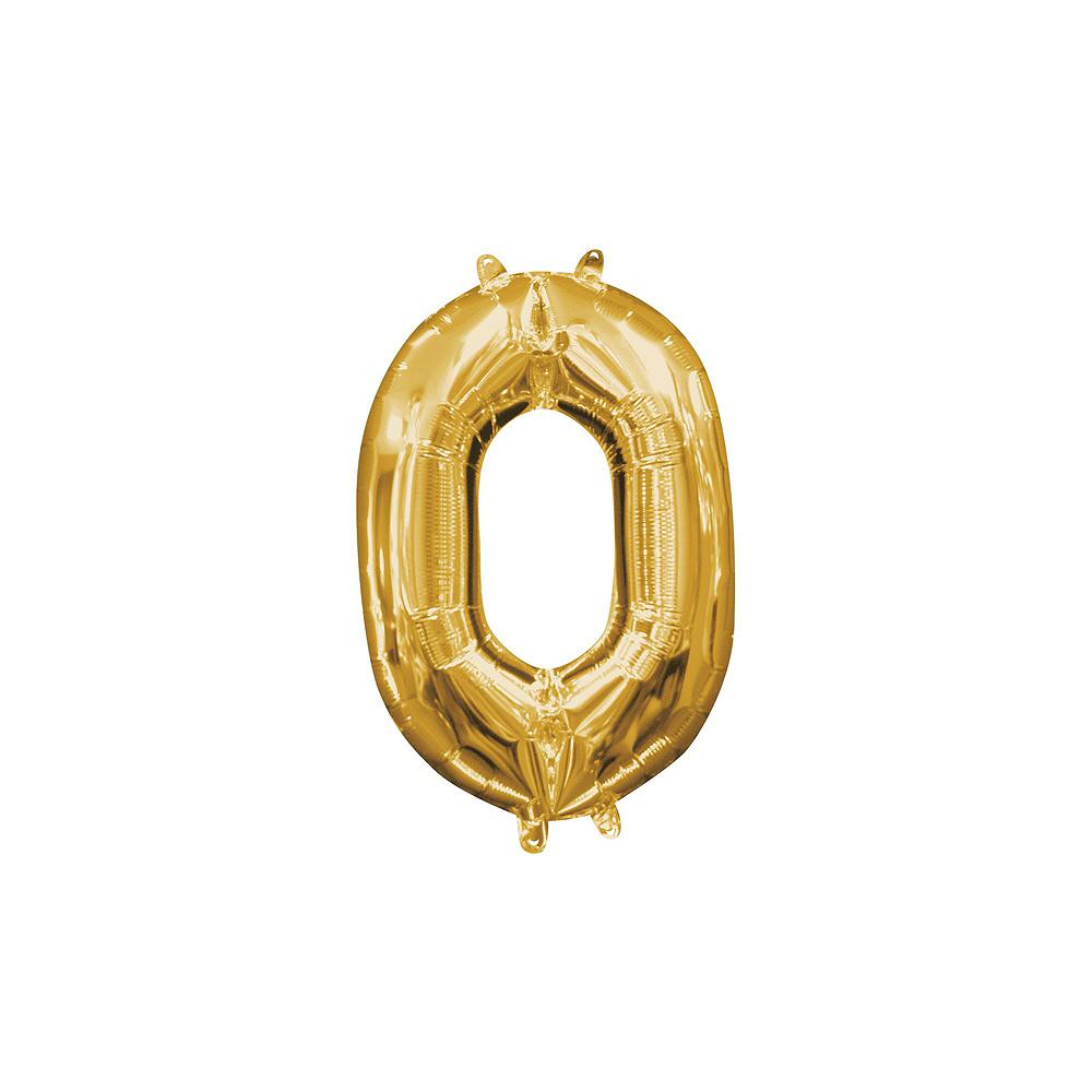 Champagne Prop Balloon Kit Image #4