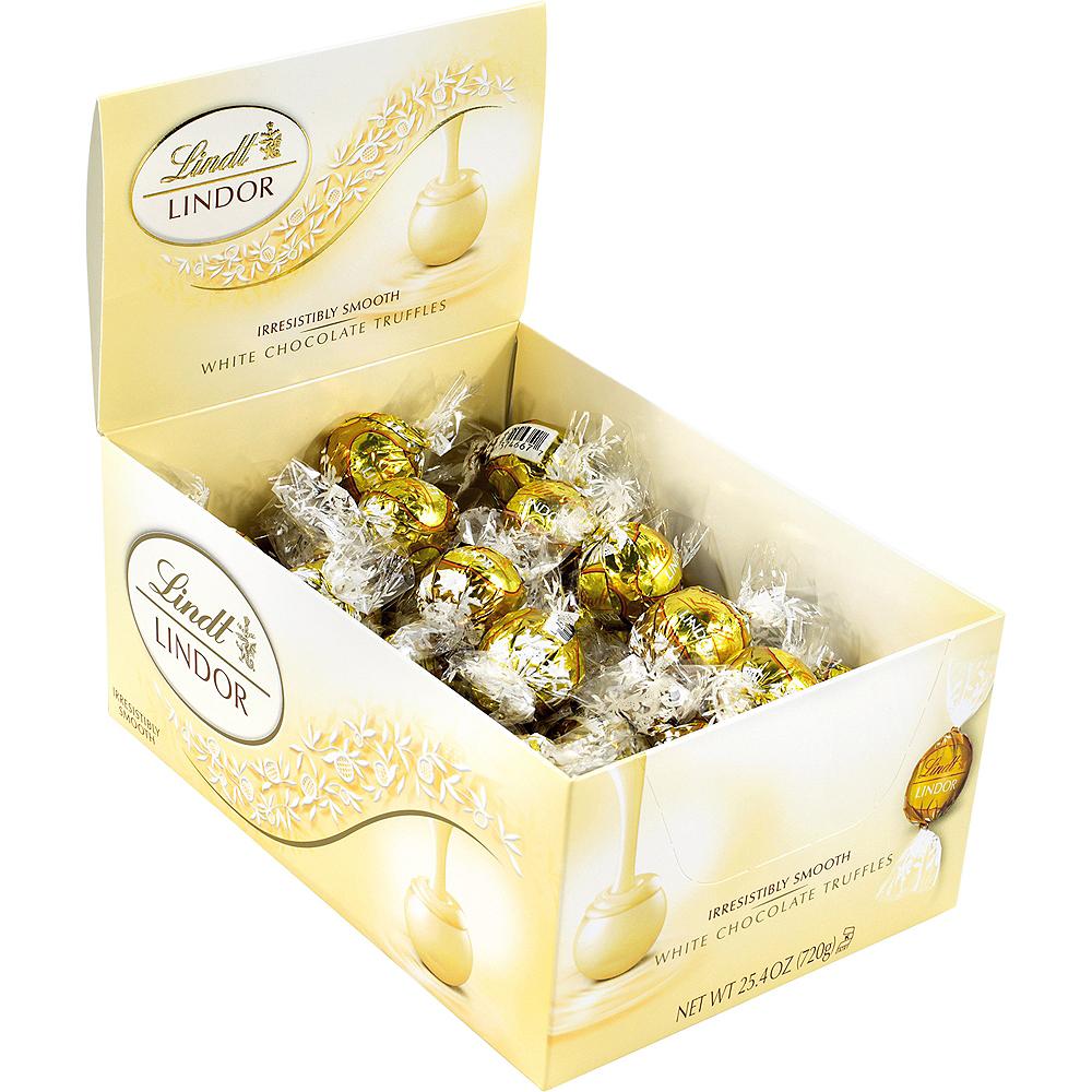 Lindt White Chocolate Truffles 60ct Image #1