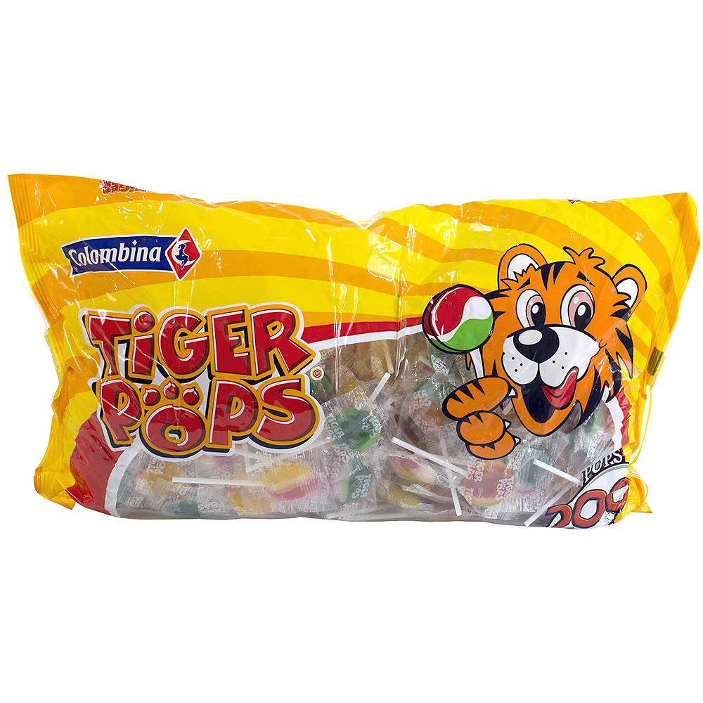 Tiger Pops 200ct Image #1