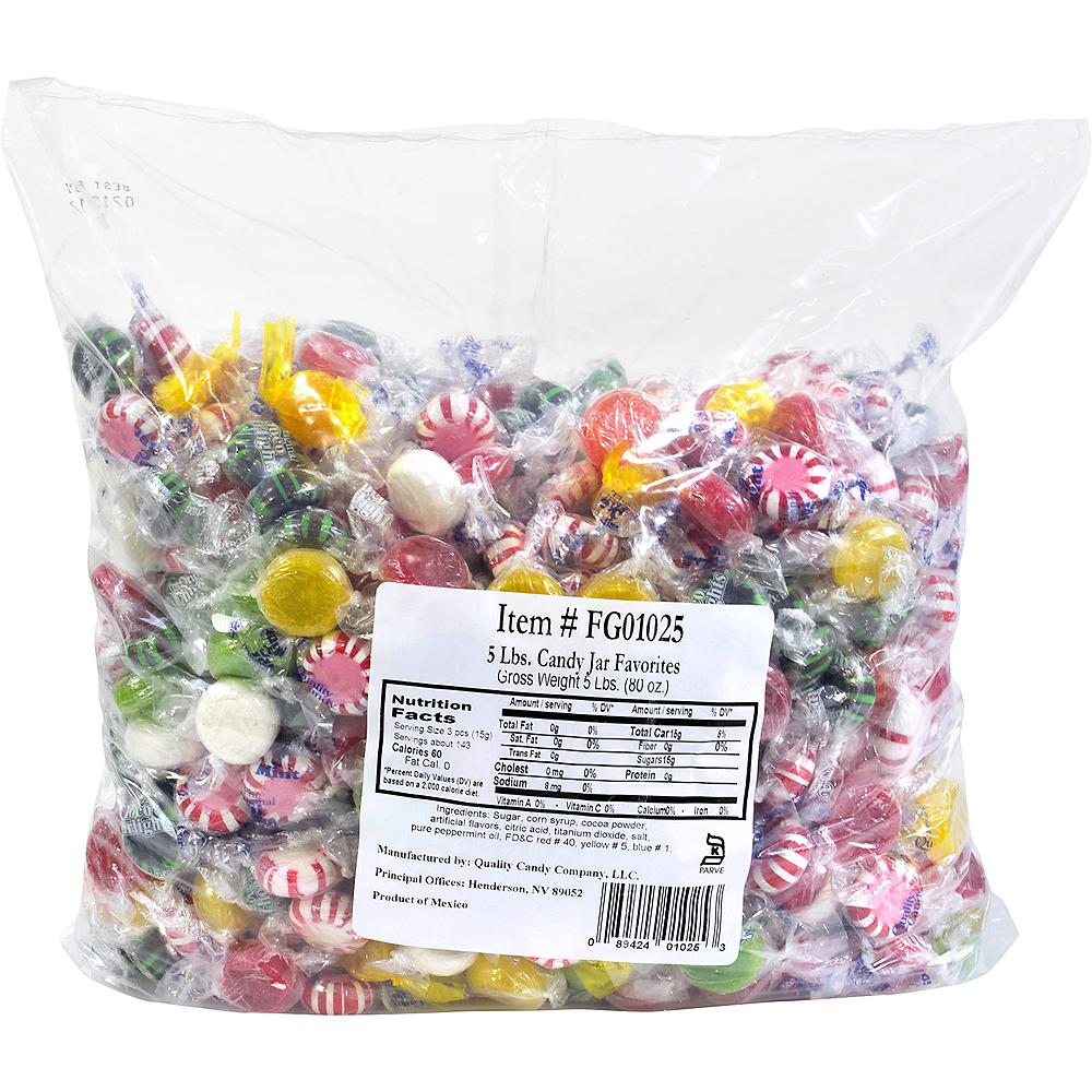 Candy Jar Assortment 5lb Image #1