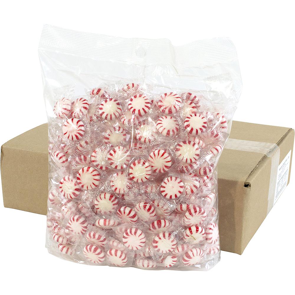 Peppermint Starlight Mints 5lb Image #1