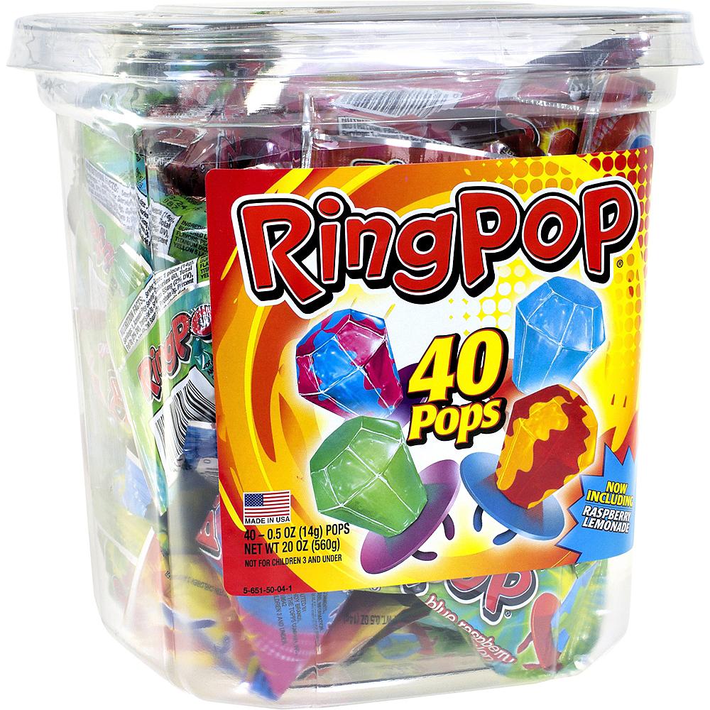 Ring Pops 40ct Image #1