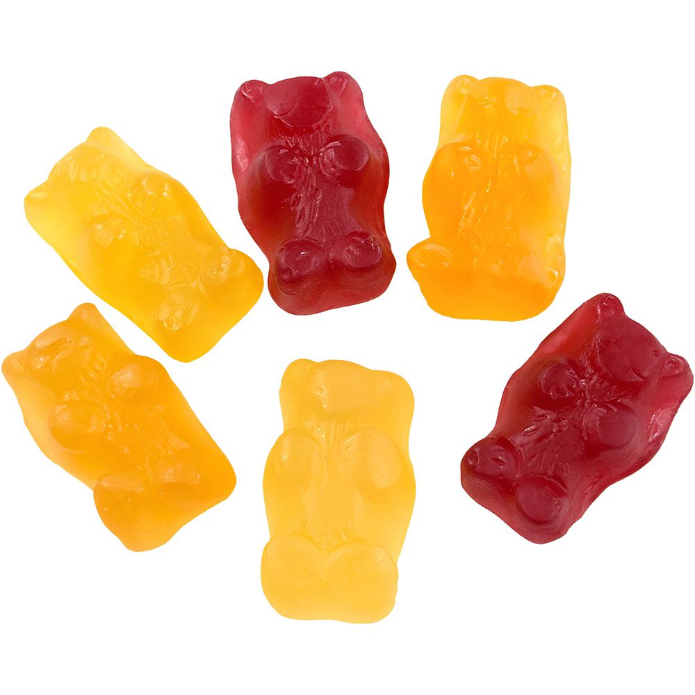 Black Forrest Gummy Bears Pouches 65ct Image #3