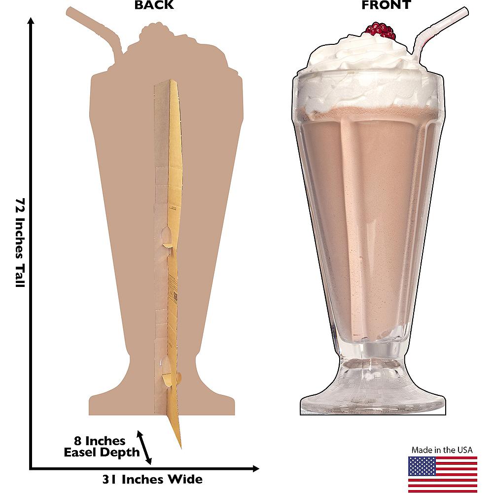Chocolate Milkshake Standee Image #2
