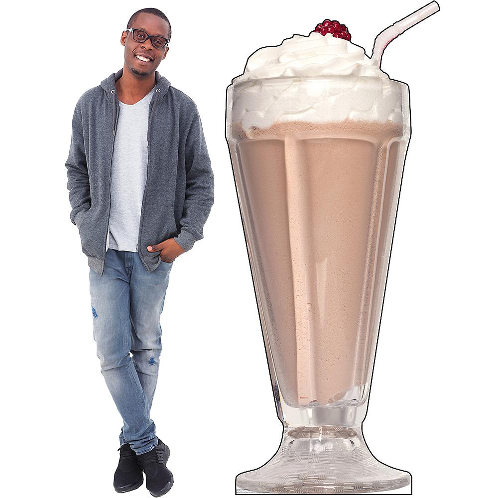 Chocolate Milkshake Standee Image #3