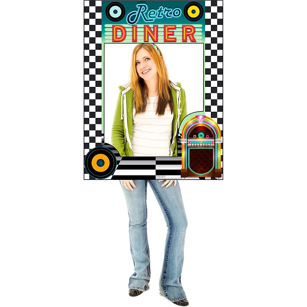 Giant Retro Diner Photo Frame Image #3