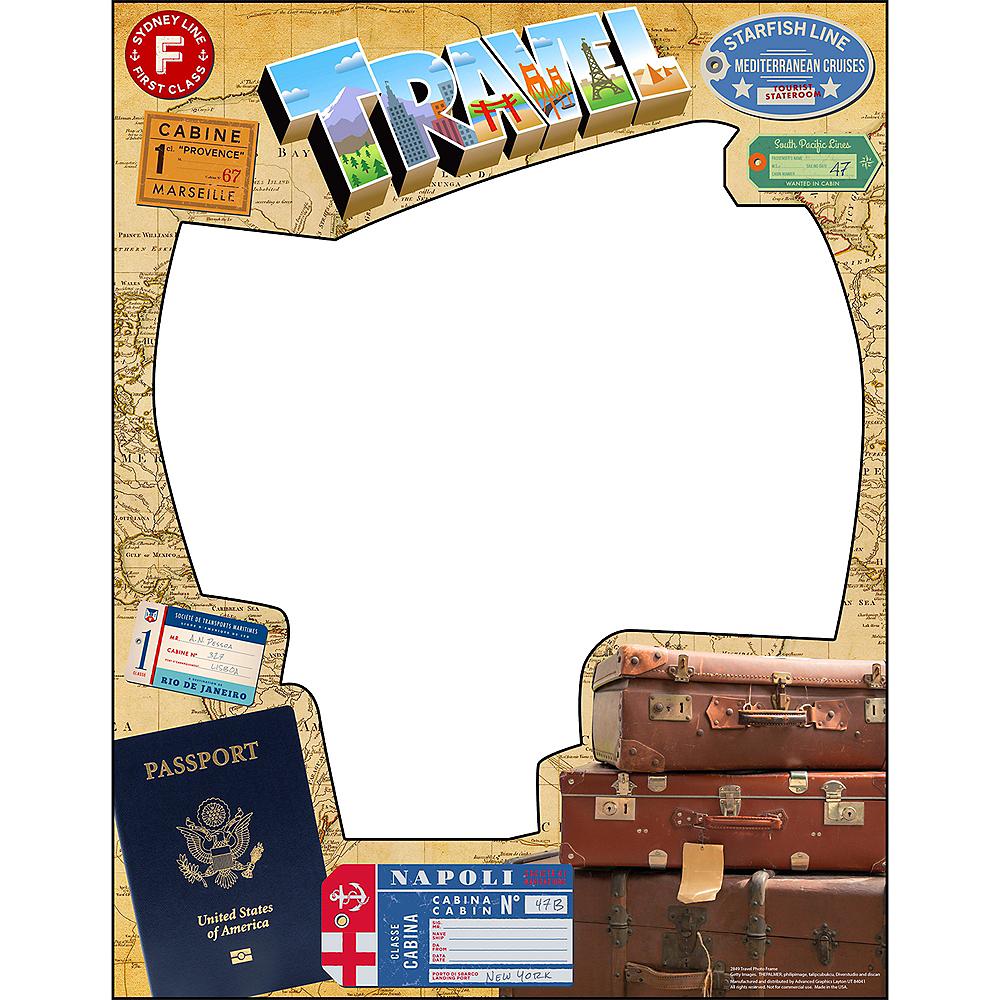 Travel Photo Frame Image #1