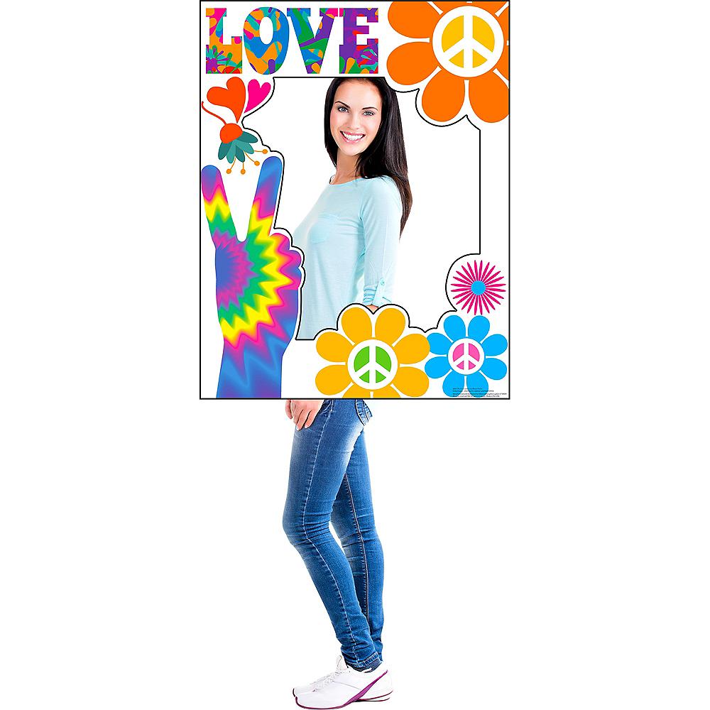70s Peace & Love Photo Frame Image #3