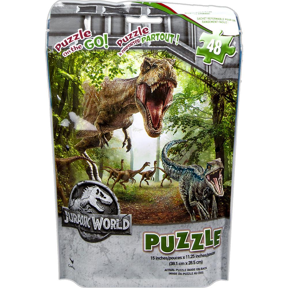 Jurassic World 2 Puzzle Bag 48pc Image #1