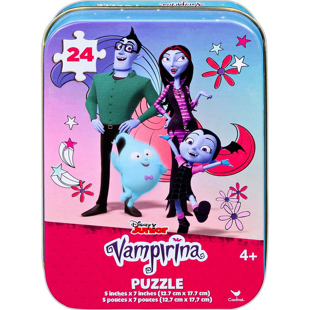 Vampirina Puzzle Tin 24pc Image #1