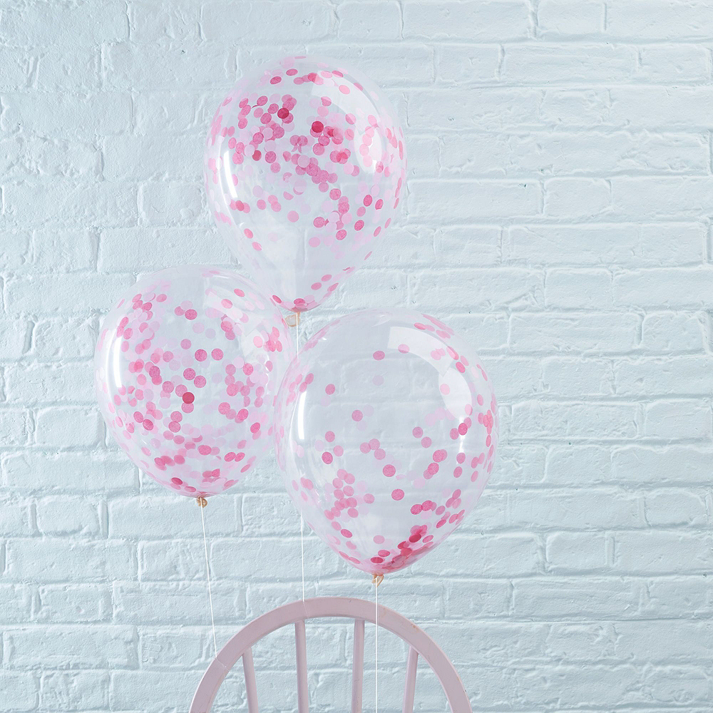 Gender Reveal Party Treat Table Decorating Kit Image #2