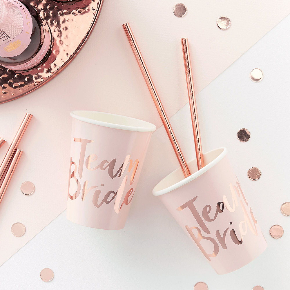 Ultimate Team Bride Bridal Shower Party Kit for 32 Guests Image #7