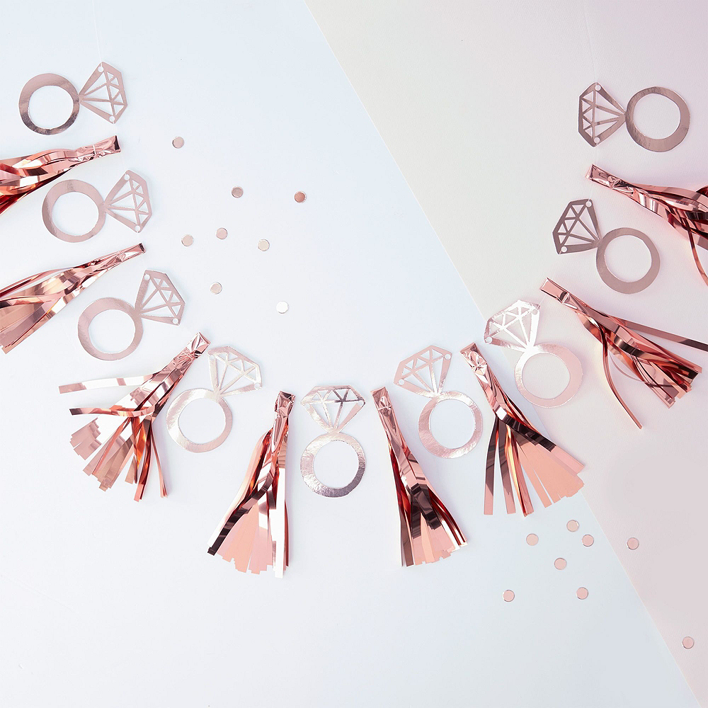Super Team Bride Bridal Party Kit for 32 Guests Image #9