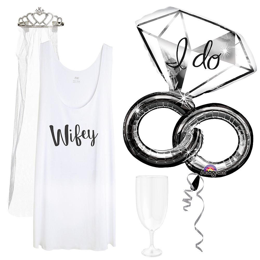 Wifey Dress the Bride Wearables Kit Image #1