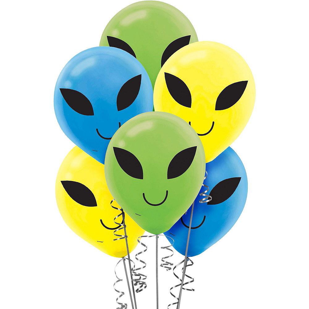 Super Blast Off 1st Birthday Party Kit for 32 Guests Image #12