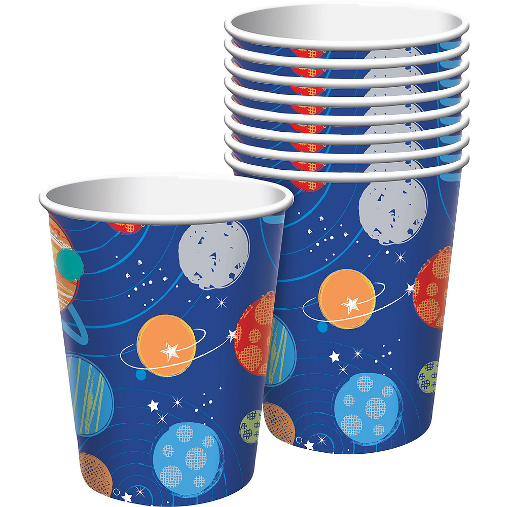 Blast Off 2nd Birthday Party Kit for 16 Guests Image #6