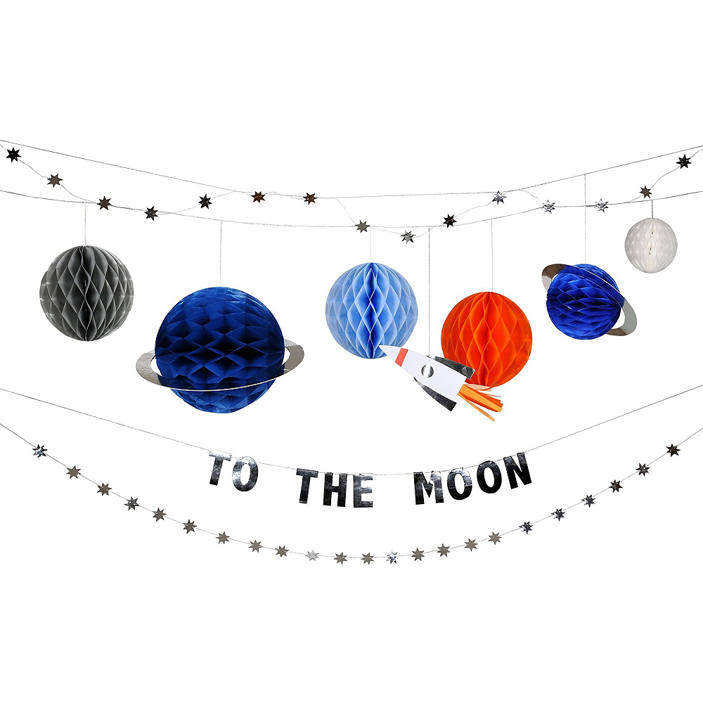 Blast Off Decorating Kit Image #2