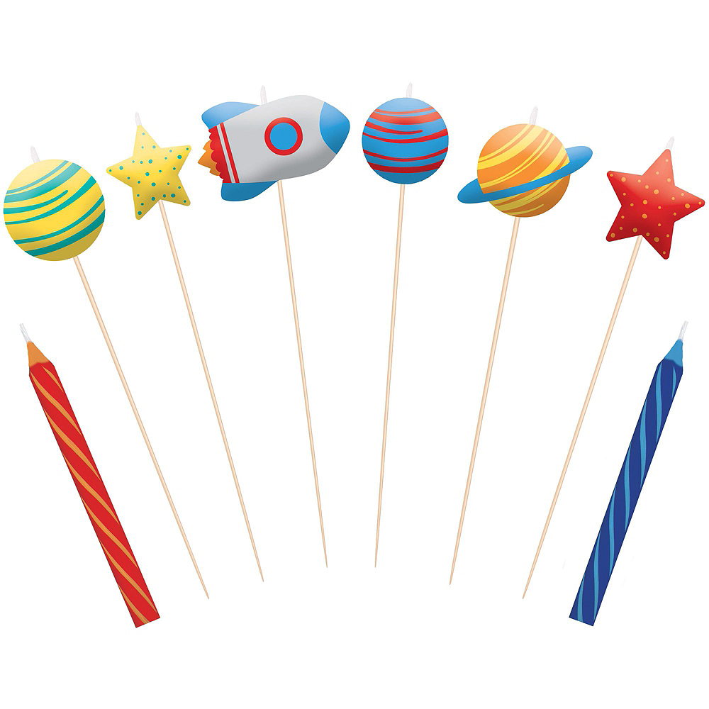 Ultimate Blast Off Birthday Party Kit for 32 Guests Image #9
