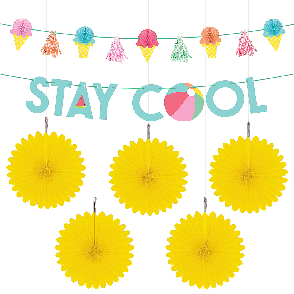 Stay Cool Decorating Kit Image #1