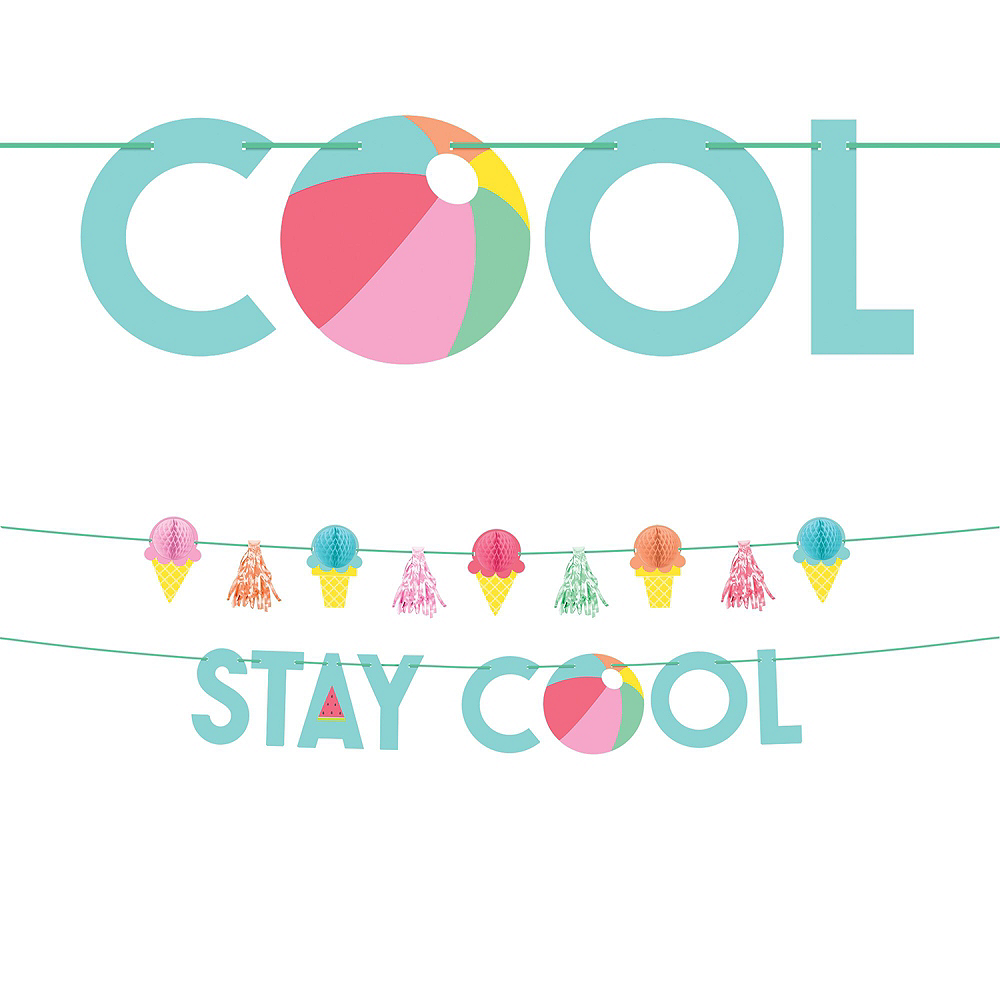 Stay Cool Decorating Kit Image #2