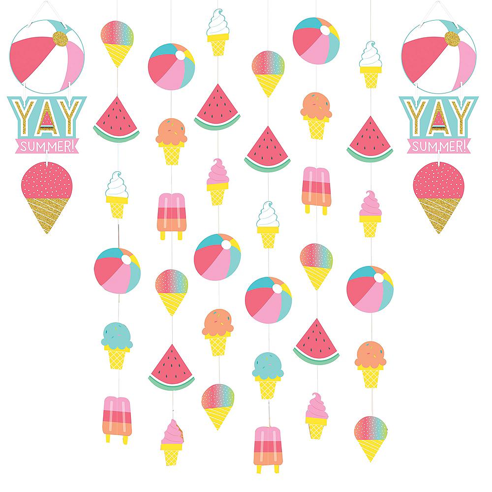 Yay Summer Decorating Kit Image #1