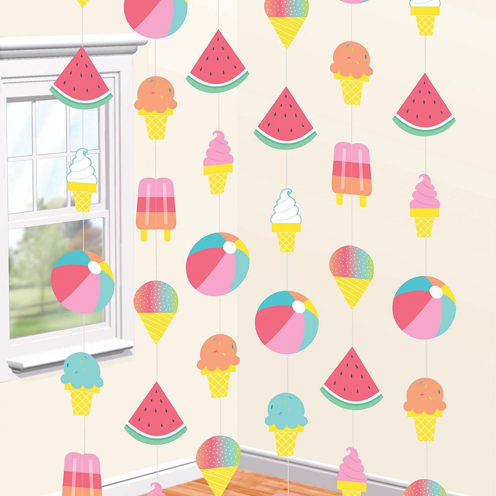 Yay Summer Decorating Kit Image #2