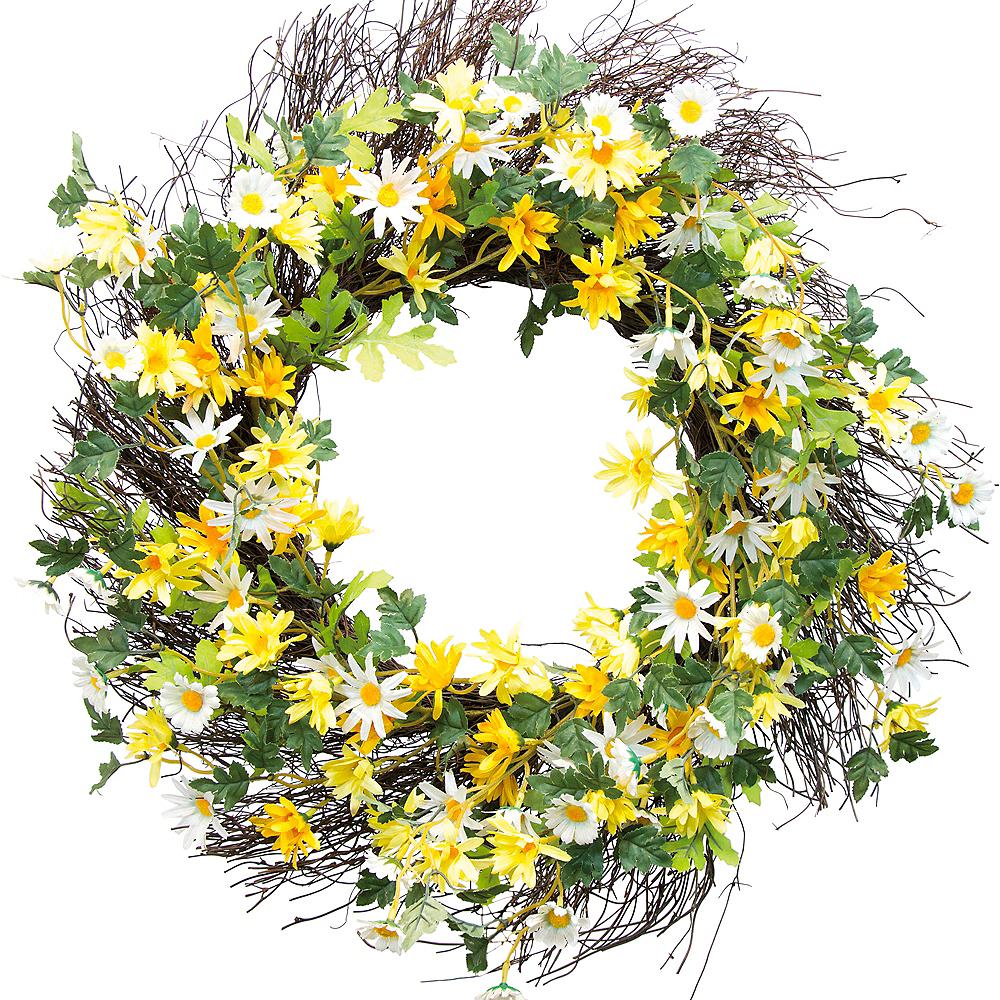 Daisy Wreath Image #1
