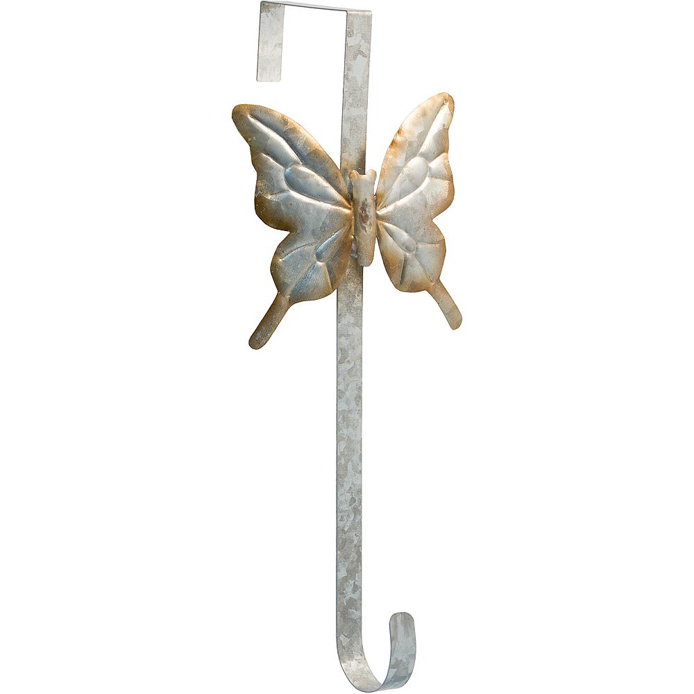 Butterfly Wreath Hanger Image #1