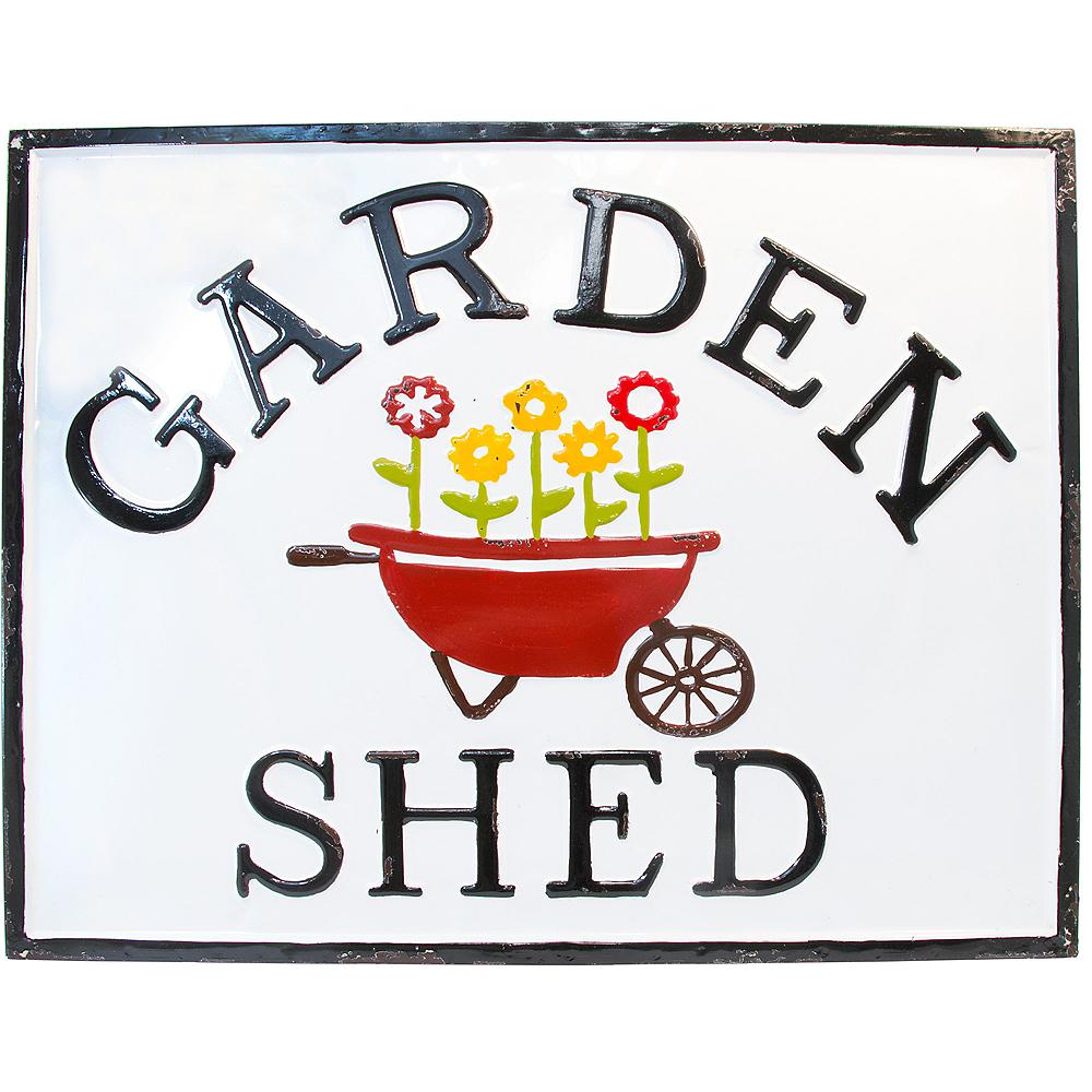 Garden Shed Sign Image #1