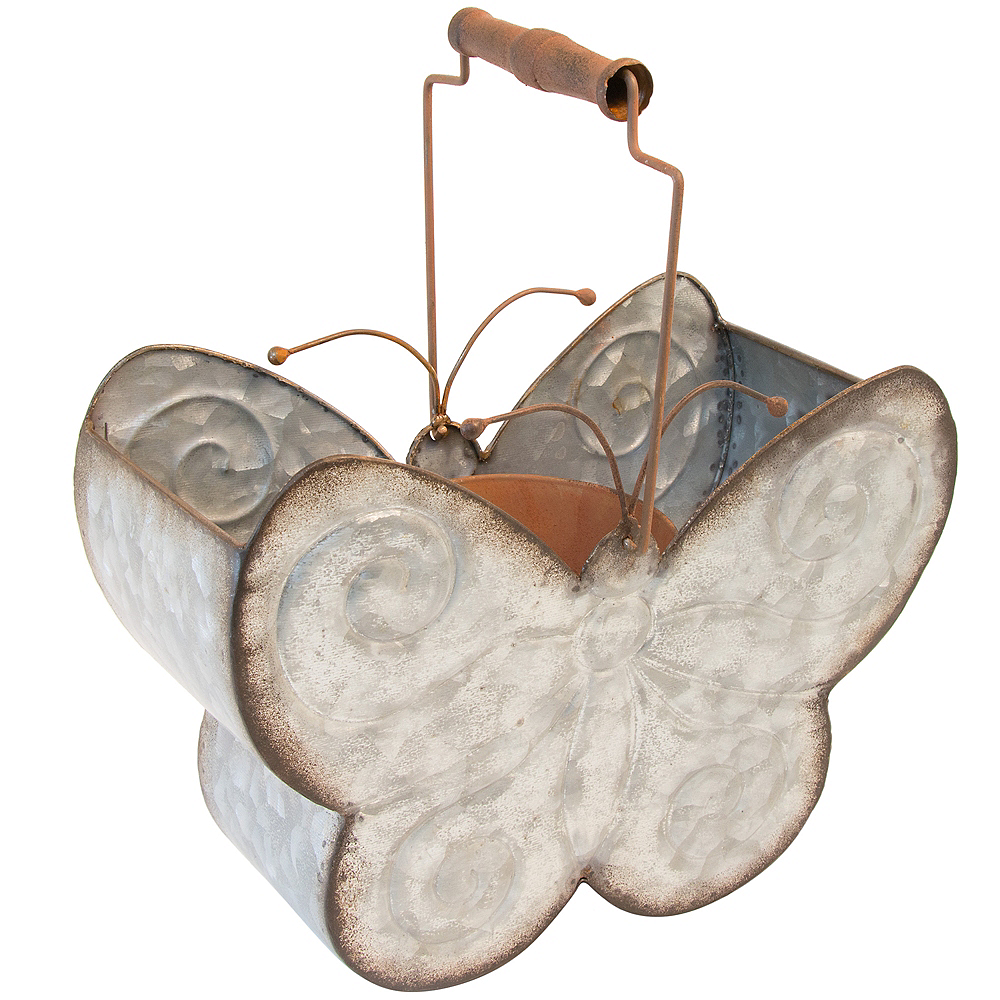 Butterfly Bucket Planter Image #1