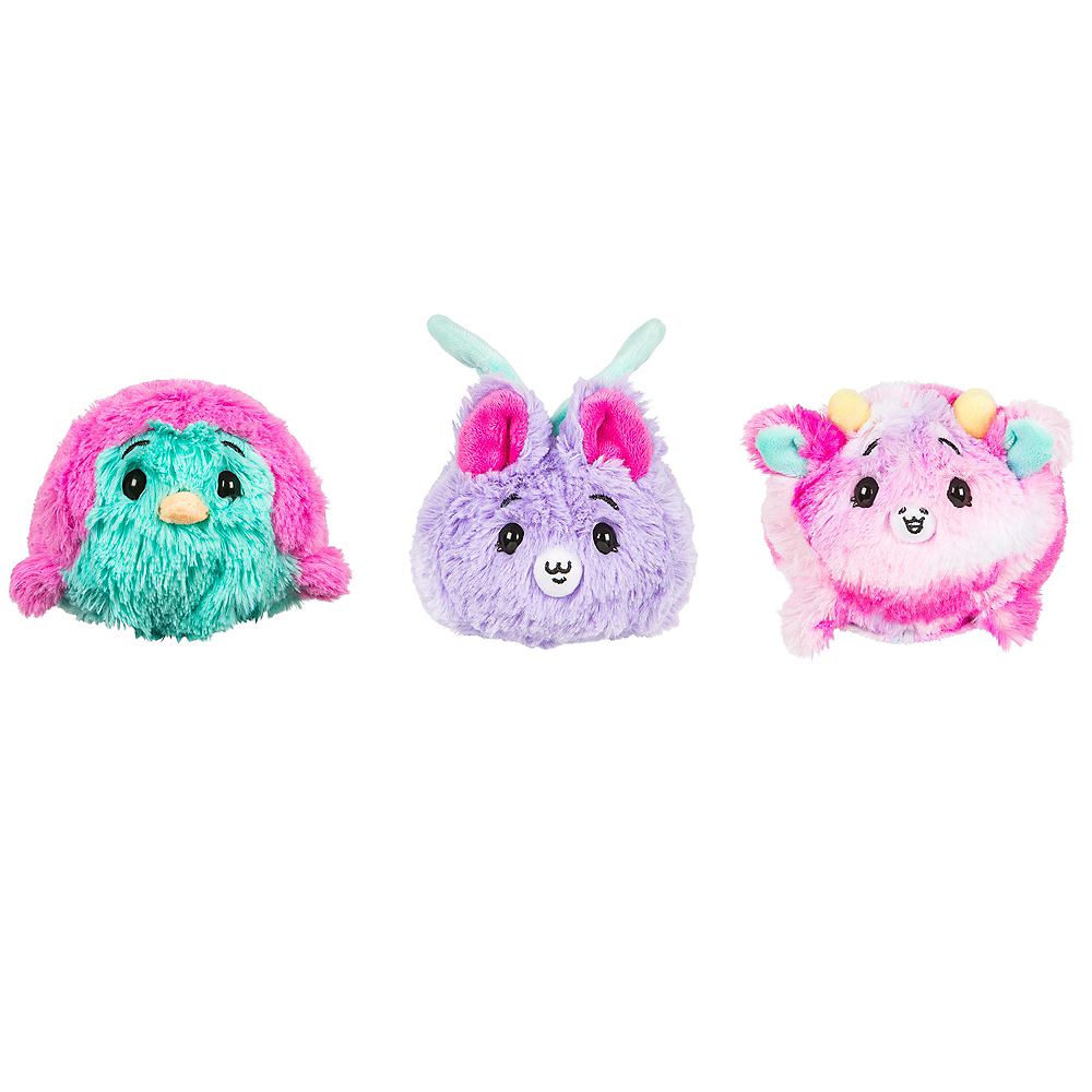 Pikmi Pops Surprise! Cotton Candy Plush Image #3