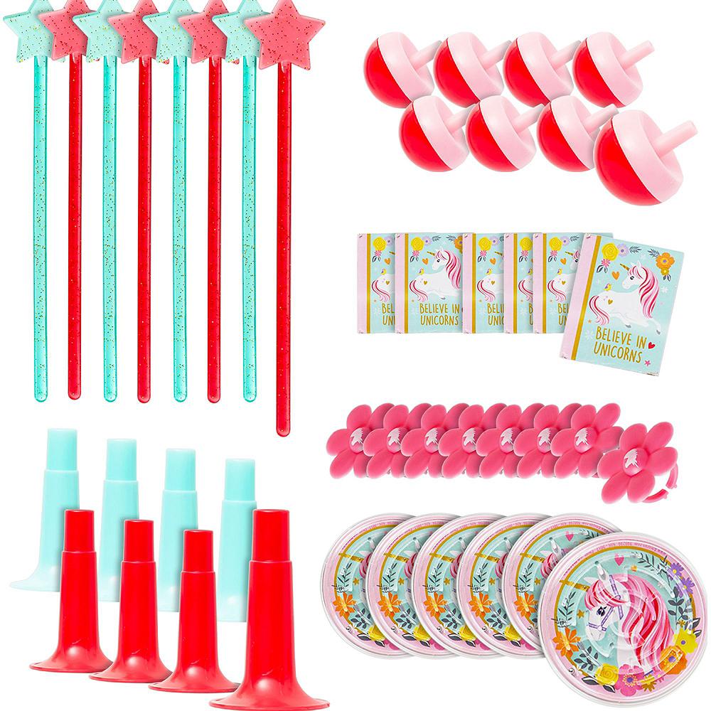 Sparkling Unicorn Super Favor Kit for 8 Guests Image #6