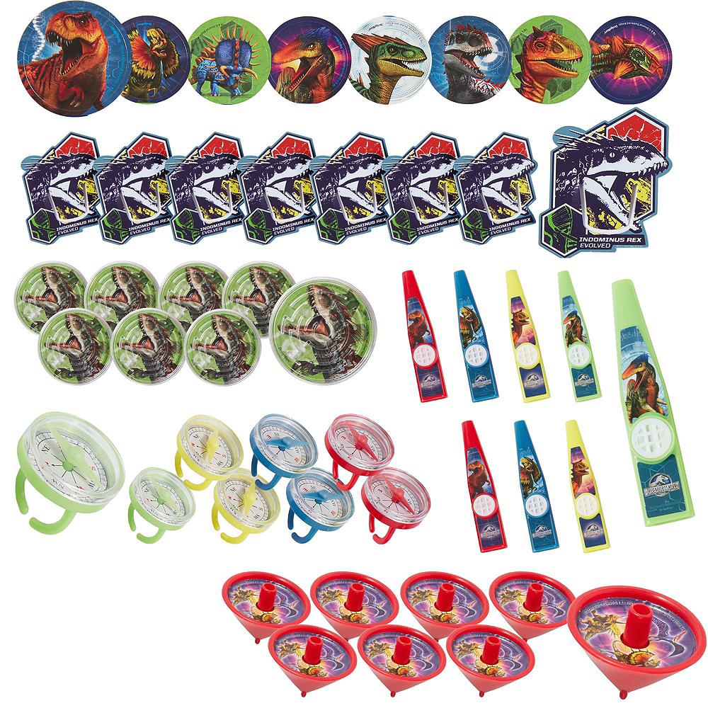Jurassic World Basic Favor Kit for 8 Guests Image #4