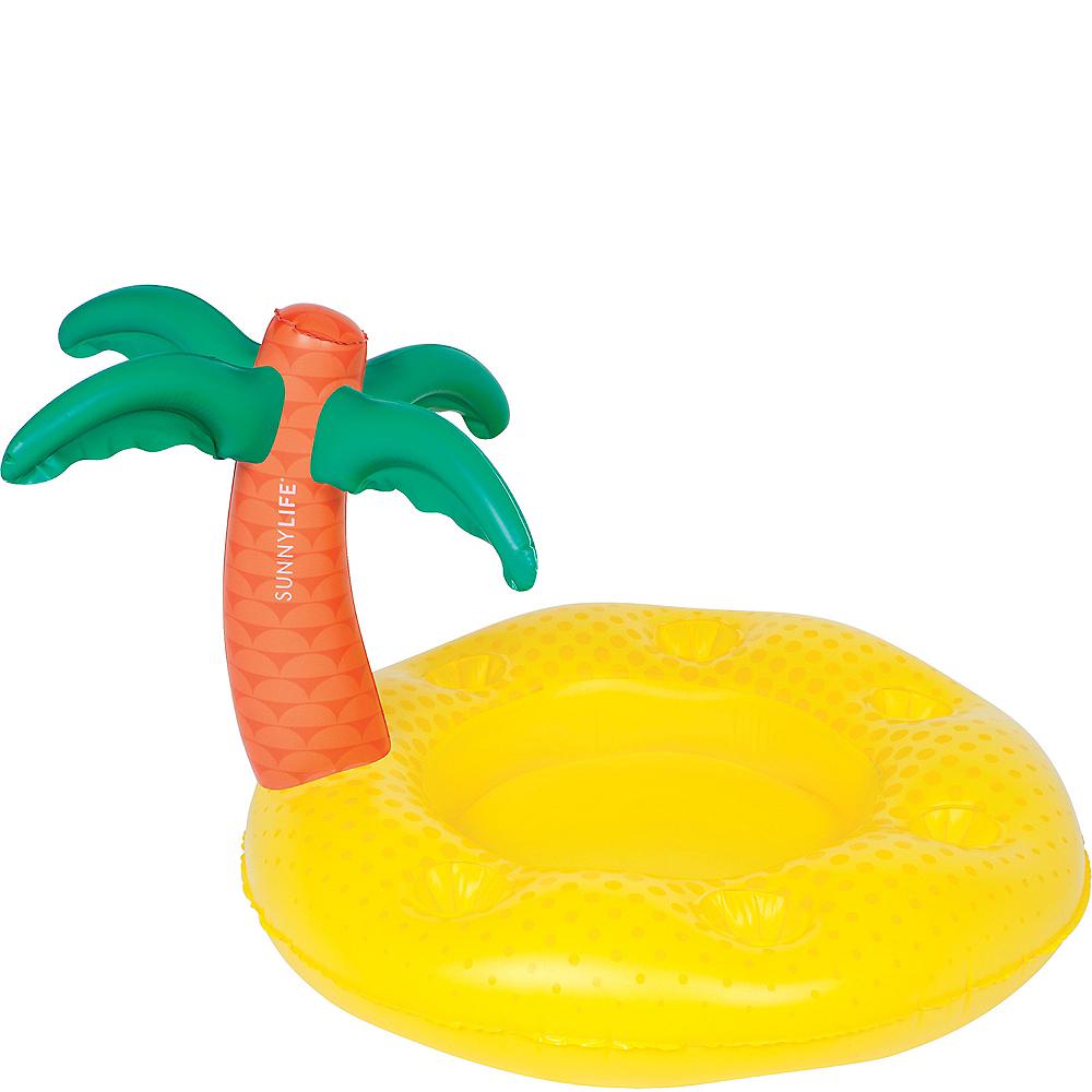Inflatable Tropical Pool Bar Image #1
