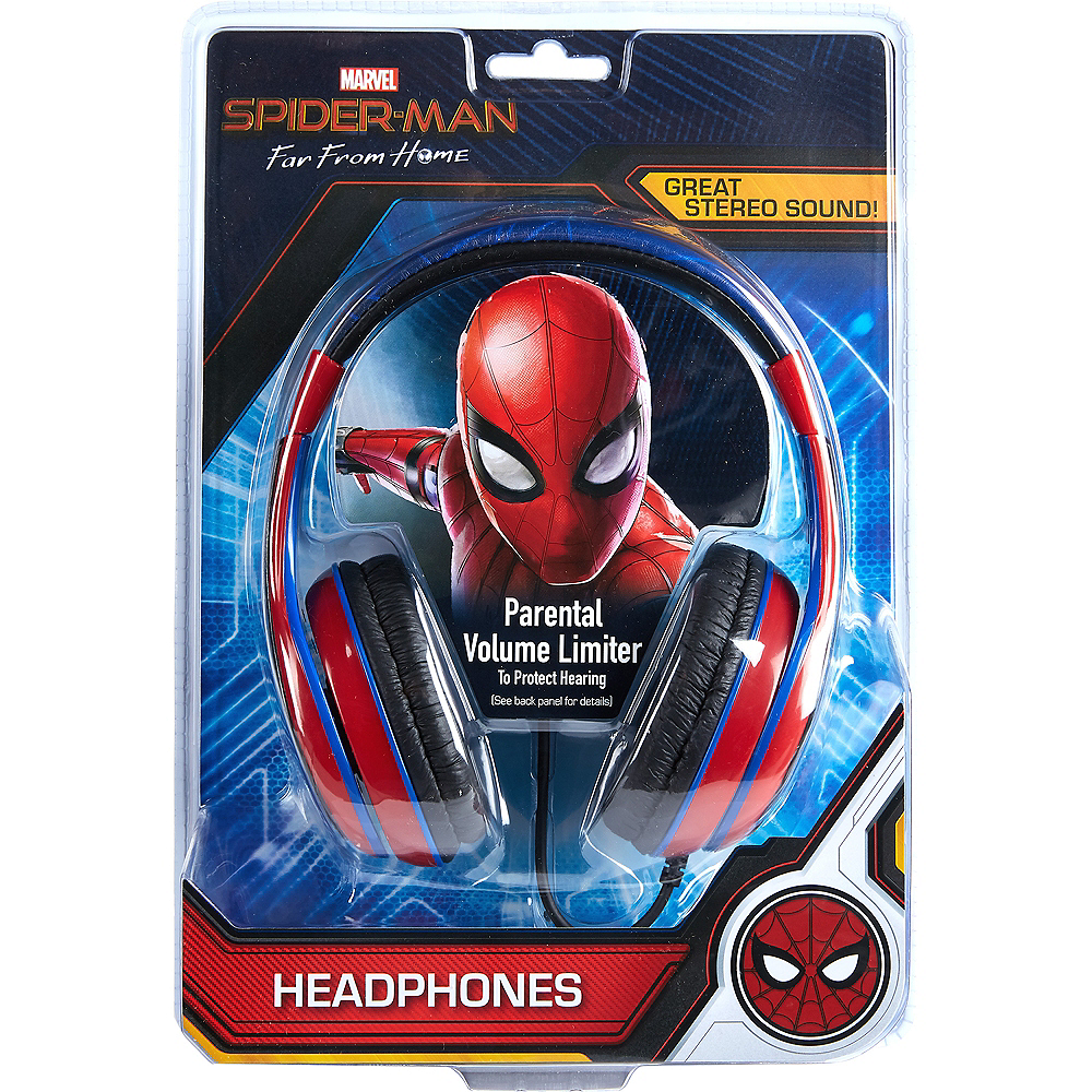 Spider-Man: Far From Home Youth Headphones Image #3