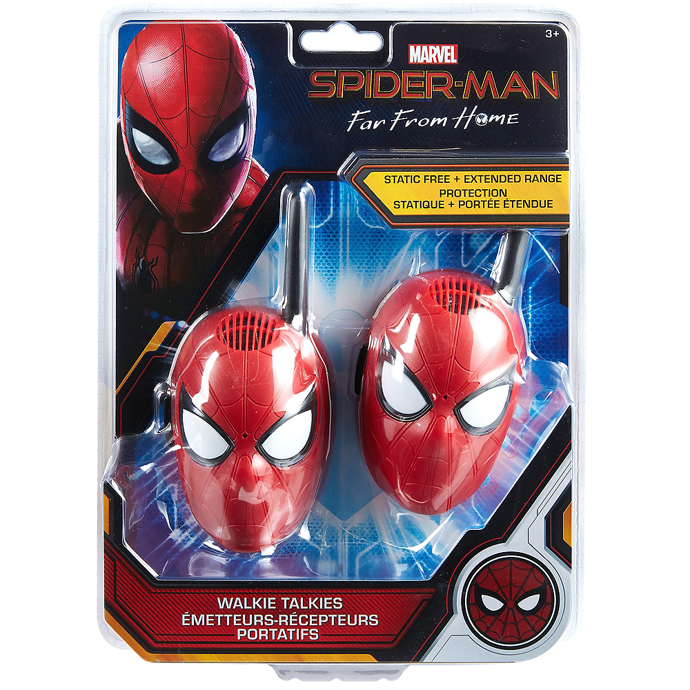 Spider-Man: Far From Home Character Walkie Talkies Image #3