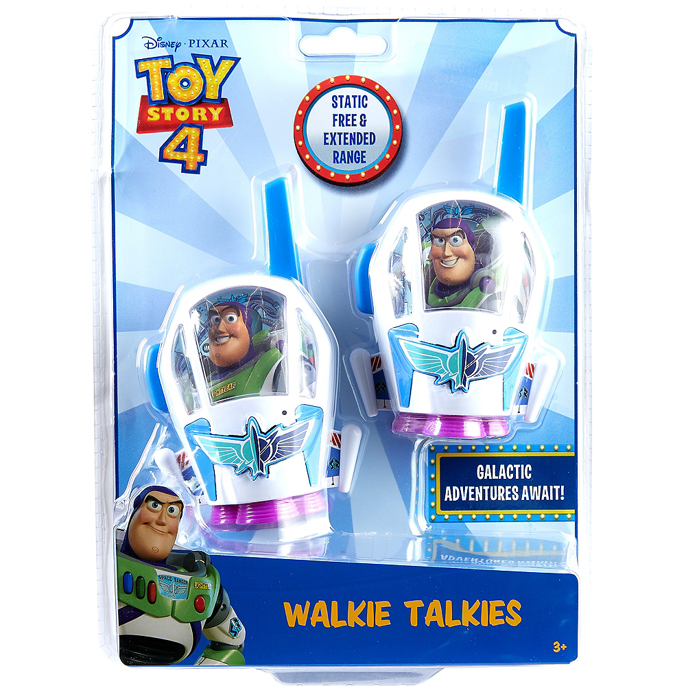Nav Item for Toy Story 4 Character Walkie Talkies Image #2