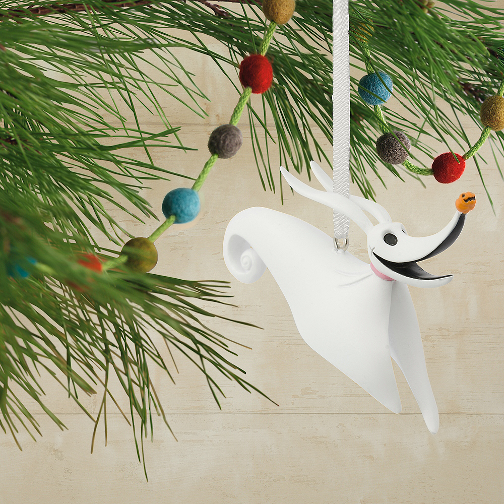 Zero Ornament - The Nightmare Before Christmas Image #1