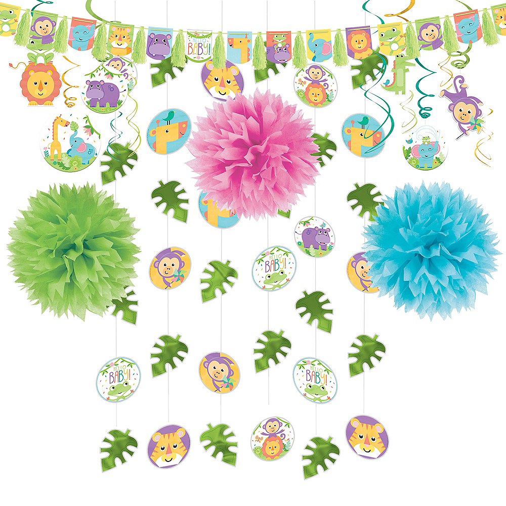 Fisher-Price Hello Baby Decorating Kit Image #1