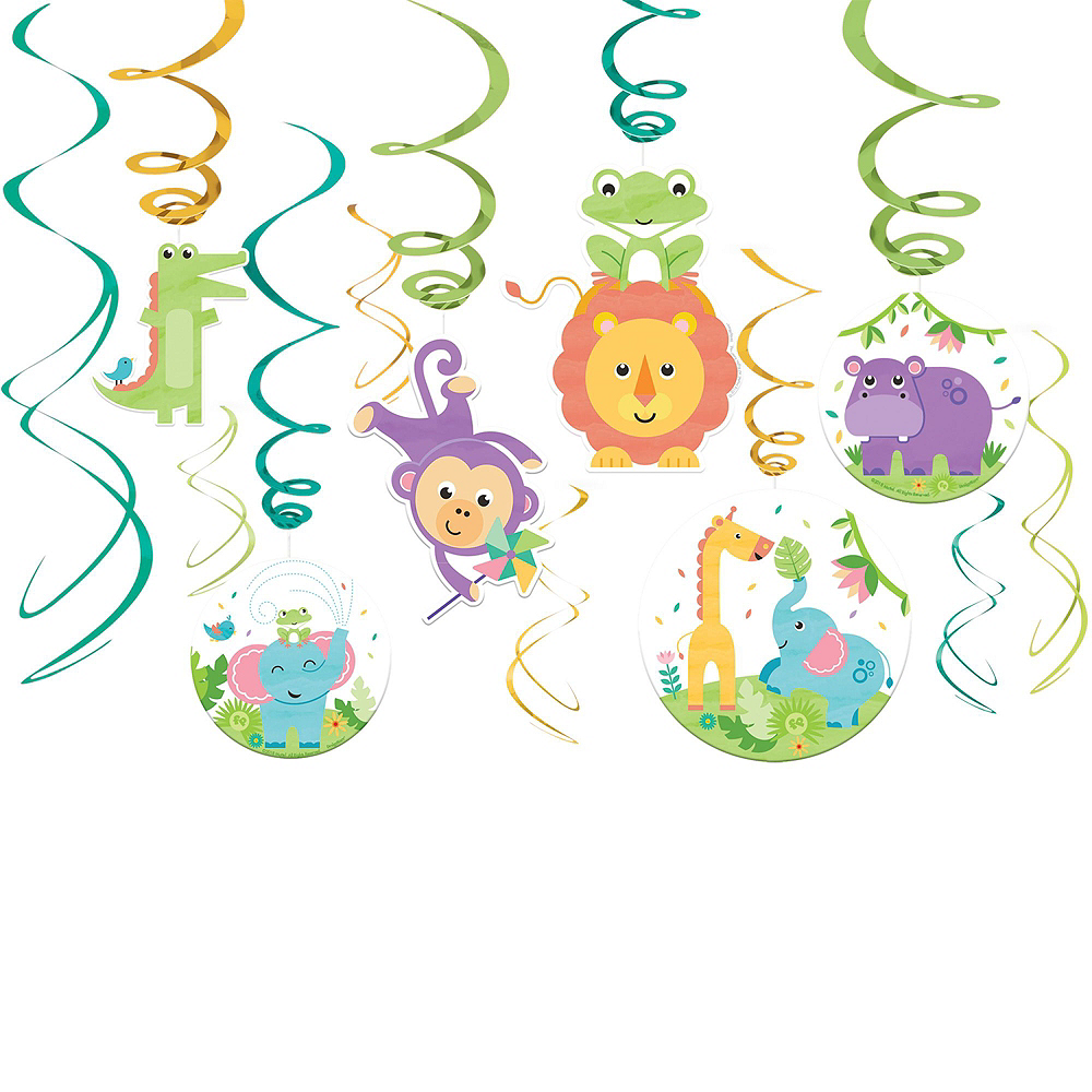 Fisher-Price Hello Baby Decorating Kit Image #5