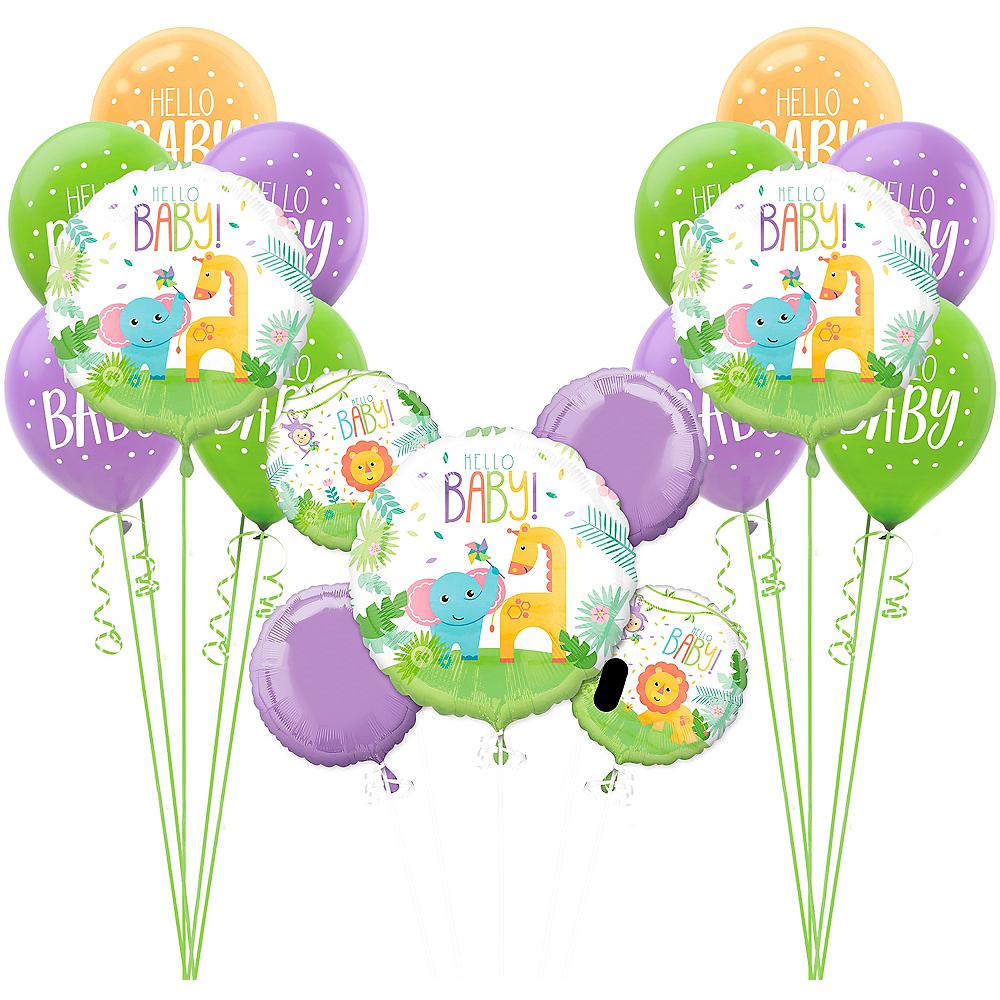 Fisher-Price Hello Baby Balloon Kit Image #1