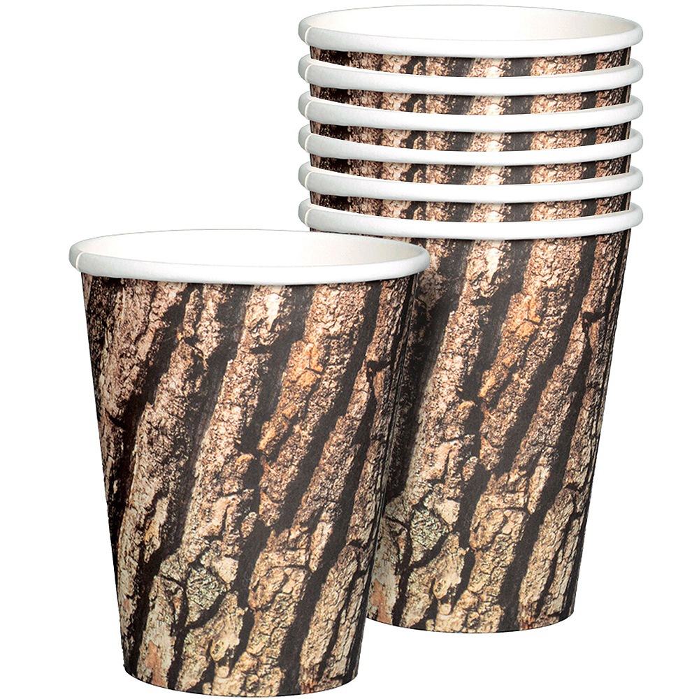 Timber Tableware Kit for 16 Guests Image #6