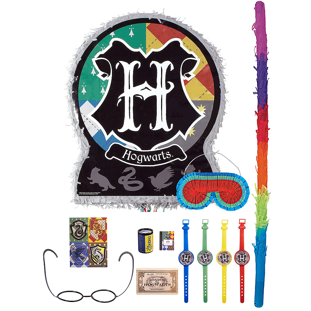 Harry Potter Pinata Kit with Favors Image #1