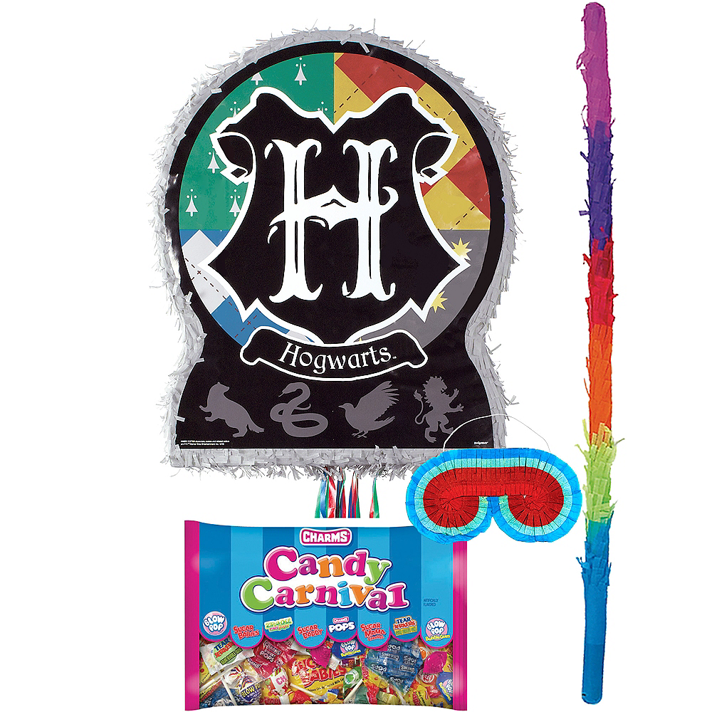 Harry Potter Pinata Kit with Candy Image #1