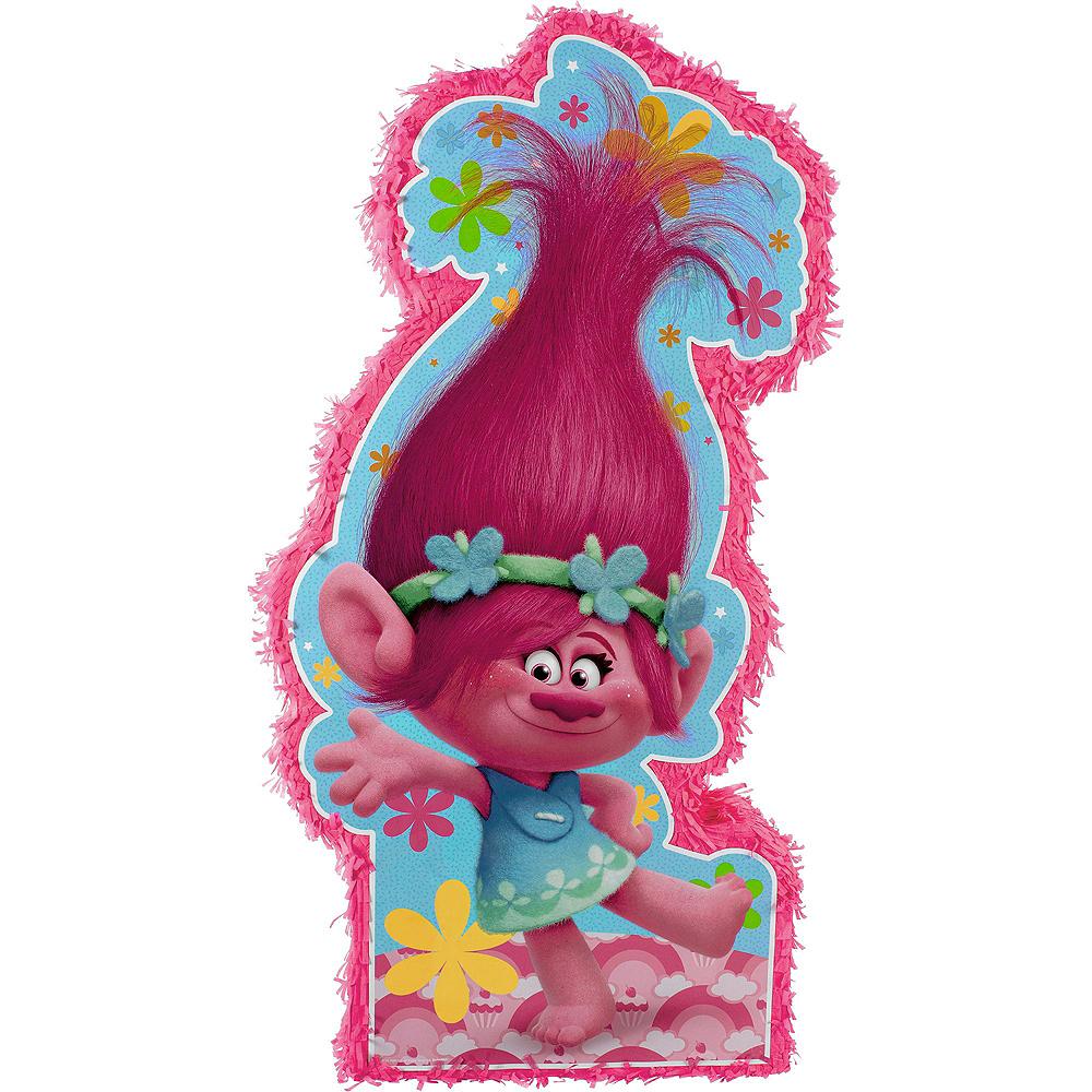 Trolls Pinata Kit with Favors Image #2