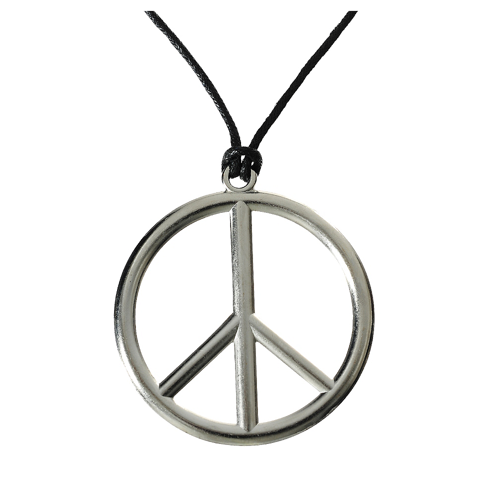 Peace Pendant Necklace Image #1